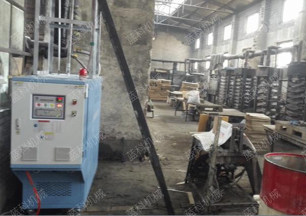 层压机电加热油炉