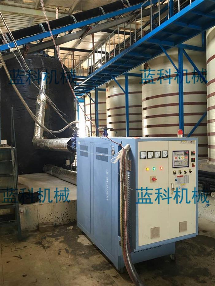 反应釜大型电加热油炉