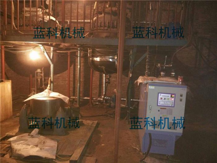 500L反应釜加热控温